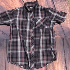Tony hawk button up shirt